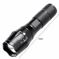 Hand Light Lamp 5000Lumens XM-L T6 LED Flashlight Torch Outdoor High Quality New