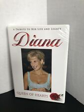 Diana: Queen of Hearts, DVD, Brand New, Princess Diana