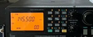 RADIO ICOM R100