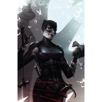 BATMAN #96 CARD STOCK F MATTINA VAR ED JOKER WAR