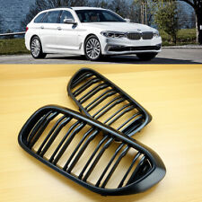 BMW 5 F10//F11 M-Sport 2010-2013 nuevo centro de Parachoques Delantero Rejilla Con Marco