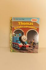Little Golden Book Thomas The Train Breaks A Promise