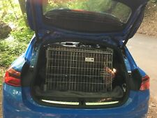 Pet World  BMW X2 Sloping Dog puppy travel car crate cage  CRATE PUPPY
