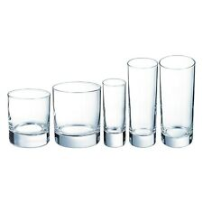 6 Or 12 Luminarc Islande Drinking Glasses Set Cocktail Juice Water Party Whisky