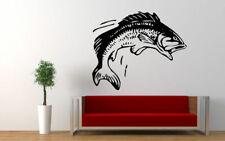 Wall Vinyl Sticker Decals Mural Room Design Art Sea Fish Ocean Decor  bo690