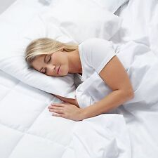 """SERTA 4"""" Pillow Top and Memory Foam Mattress Topper QUEEN"""