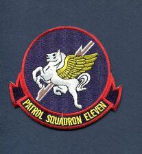 VP-11 PEGASUS US NAVY LOCKHEED P-3 ORION Patrol Squadron Patch