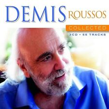 DEMIS ROUSSOS - COLLECTED - BOX-SET  3 CD NEW!