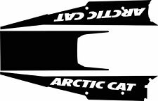 ARCTIC CAT TUNNEL GRAPHICS wrap decals stickers zr 200 kids sled arccat logo