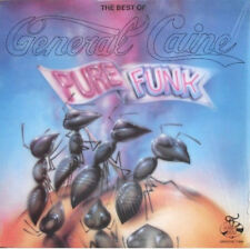 The Best of General Caine: Pure Funk by General Caine (CD, Apr-1995, Groove Time