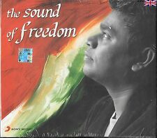A.R RAHMAN THE SOUND OF FREEDOM - NEW  BOLLYWOOD SOUND TRACK - FREE UK POST