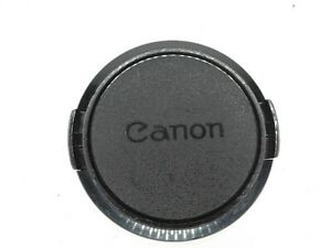 #1 Canon C-58mm 58mm Front Camera Lens Cap for FD / EF / EF-S