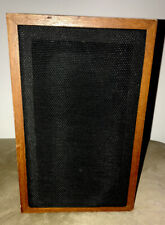 ROGERS Speaker LS3/5A Monitor Loudspeaker Label 15ohm. Made In England. Only 1.