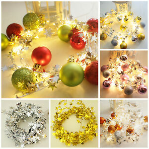 20 LED String Lights 6.56 FT Fairy Christmas Lights Battery Operated Warm White