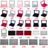 Organizer Case Holder Storage Glass Jewelry Earring Ring Velvet Display Box