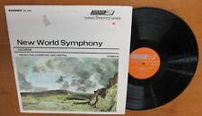 LP London STS 15007 / Kubelik-Vienna Philharmonic / Dvorak / New World Symphony