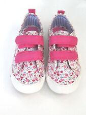 Medium Freizeiten Turnschuhe/sneakers für Mädchen aus Gummi mit Klettverschluss