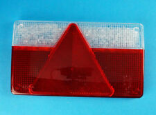 LH AJBA FP80 Replacement Trailer Lamp LENS Left Hand Side       #8315BL