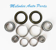 Front Wheel Bearing (2 Inner & Outer) with Seal set for 95-11 FORD RANGER  2WD