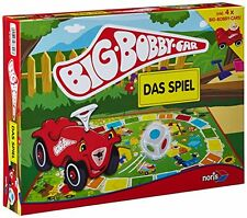 Noris Spiele BIG Bobby Car Spiel Kinder Rennfahrer Party Spielzeug Brettspiele