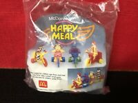 SUPER RARE HARD TO FIND 1980 TRICYCLE MCDONALDLAND HAPPY MEAL TOYS