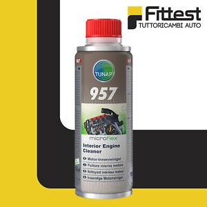 Tunap 957 Additivo Pulizia Olio Pulitore Interno Motore (Nuovo 157)