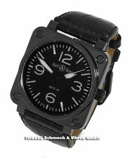 Mechanisch - (automatische) Armbanduhren aus Keramik