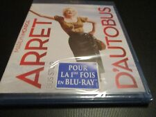 "BLU-RAY NEUF ""ARRET D'AUTOBUS"" Marilyn MONROE, Don MURRAY"