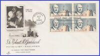 USA3 #C69 U/A ARTCRAFT FDC BL4  Robert H Goddard
