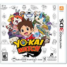 YO-KAI WATCH (Nintendo 3DS, 2015)