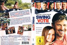 SWING VOTE - DIE BESTE WAHL --- Polit-Komödie --- Kevin Costner --- Paula Patton