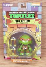 Kidrobot Nickelodeon Teenage Mutant Ninja Turtles Ooze Action Glow Series Toy