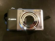 Canon PowerShot A2000 IS Digital Point And Shoot Camera 10.0MP
