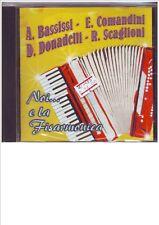 CD Bassissi - Comandini - Donadelli - Scaglioni : Noi... e la fisarmonica  Nuovo