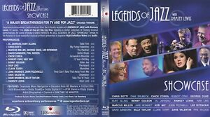 Legends of Jazz with Ramsey Lewis - Blu-ray - VGC - Zone Free - Free Post