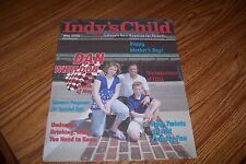 DAN WHELDON INDY'S CHILD MAGAZINE MAY 2008 ISSUE MINT