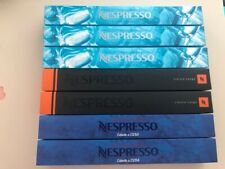 Nespresso ORIGINAL Capsules 7 Sleeves + BONUS ICE COFFEE 2 Capsules