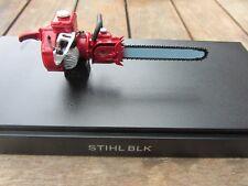 5 STIHL Historische-Sägen Modelle Typ A, Typ BBÜ, Typ BL, Typ BLK  von Schuco