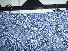 NEW Paisley Print Jersey Tube Skirt