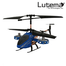 NEW Lutema Avatar2 Hovercraft 4CH Remote Control Helicopter  Red  CHRISTMAS GIFT