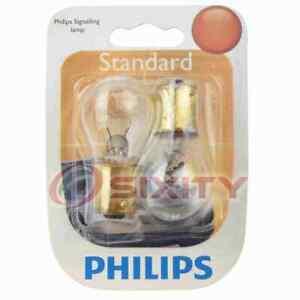 Philips Engine Compartment Light Bulb for GMC C1500 C1500 Suburban C2500 ld