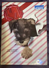 1970 Montgomery Ward Christmas Catalog Fashion Sporting Goods & Live Puppies!