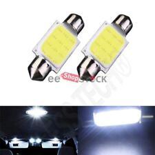 Lampe navette auto Ampoule LED intérieur 41-mm SV8 COB 12V plafond porte boite