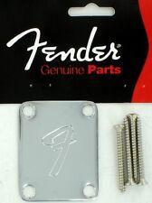 Fender 70's F Neck Plate 4 Bolt Strat / Tele 0991448100