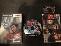 Tekken TAG Tournament Sony Playstation 2 PS2