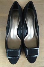 Marks and Spencer Women's 100% Leather Formal Block Shoes