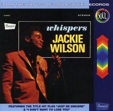 Jackie Wilson - Whispers [New CD] Rmst