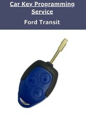 NEW FORD TRANSIT BLUE REMOTE KEY PROGRAMMING SERVICE IN LONDON