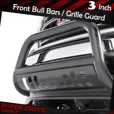 2015-2018 GMC Canyon Black Bull Bar Front Bumper Brush Push Grille Guard