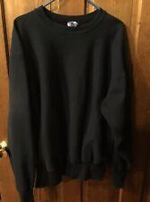 Champion Reverse Weave Navy Blank Crewneck Sweatshirt XXL